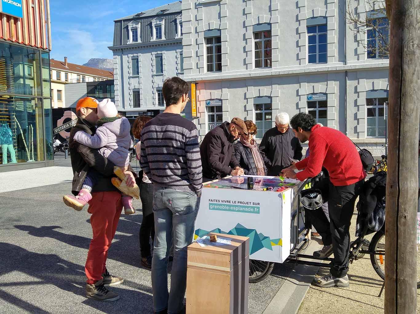 Enquête Grenoble Esplanade (4) - MALEK
